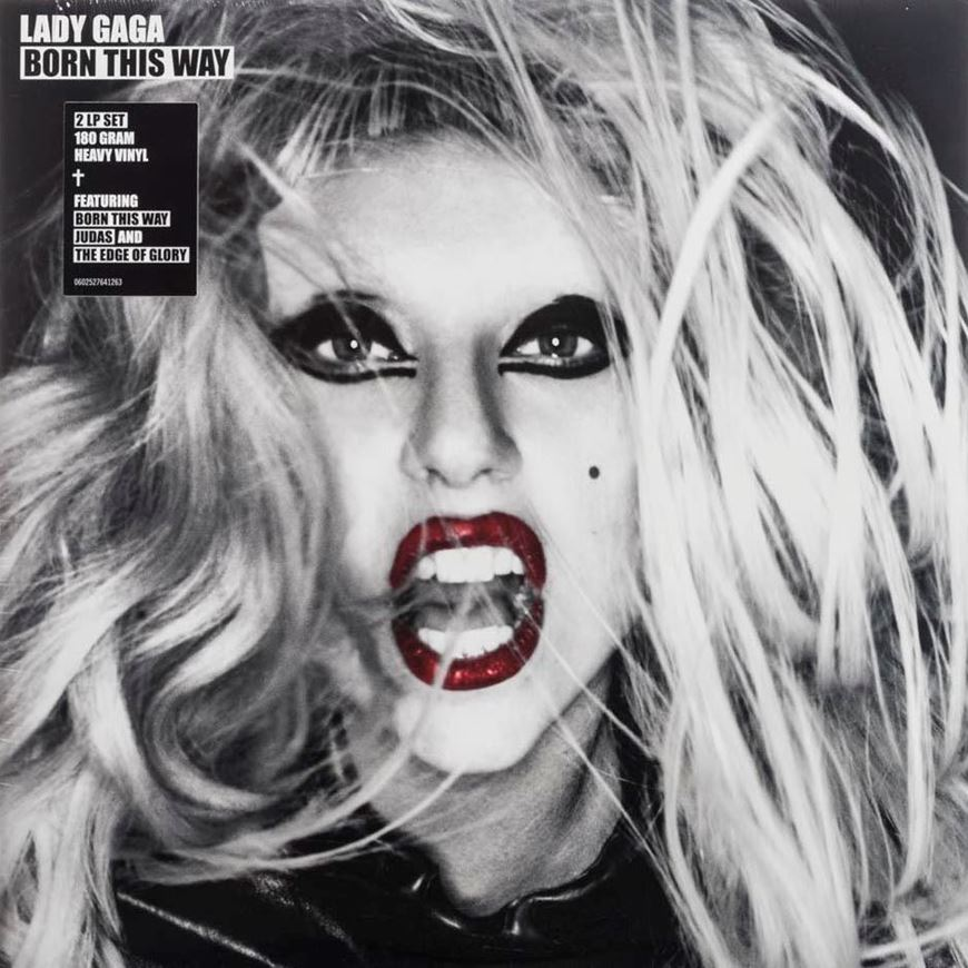 Picture of BORN THIS WAY vinyl