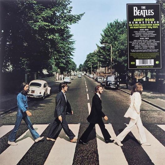 Picture of ABBEY ROAD vinyl