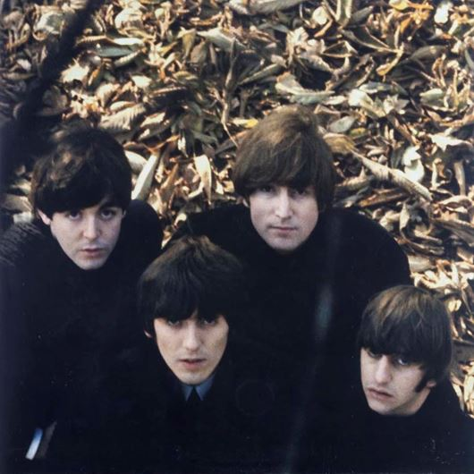 Picture of BEATLES FOR SALE vinyl