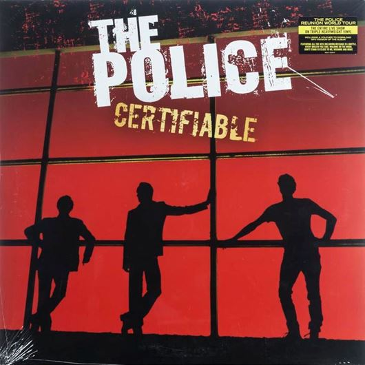 Picture of CERTIFIABLE vinyl