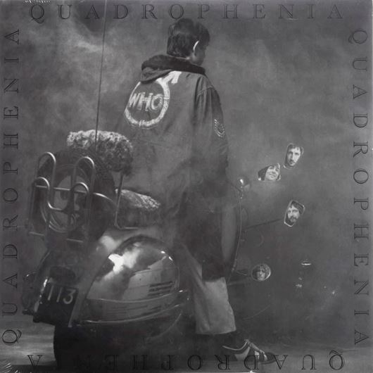 Picture of QUADROPHENIA vinyl