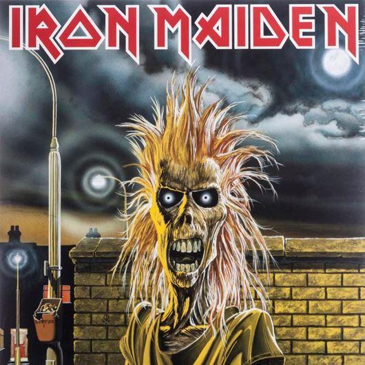 Picture of IRON MAIDEN vinyl