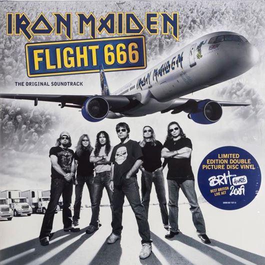 Picture of FLIGHT 666 vinyl