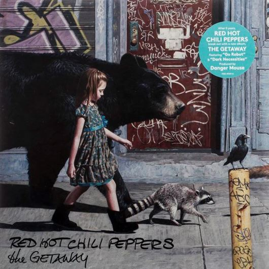 Picture of RED HOT CHILI PEPPERS vinyl