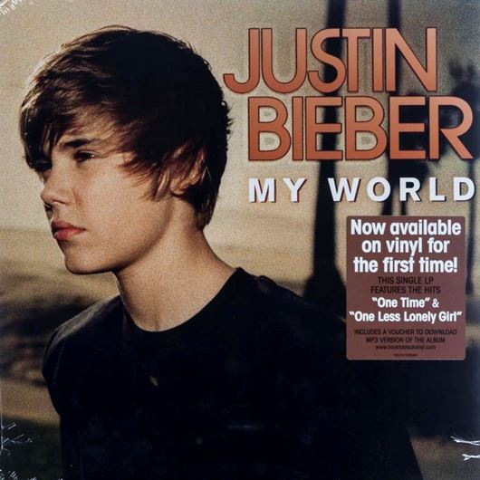 Picture of MY WORLD vinyl