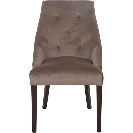 Picture of GRINGO dining chair beige/grey brown