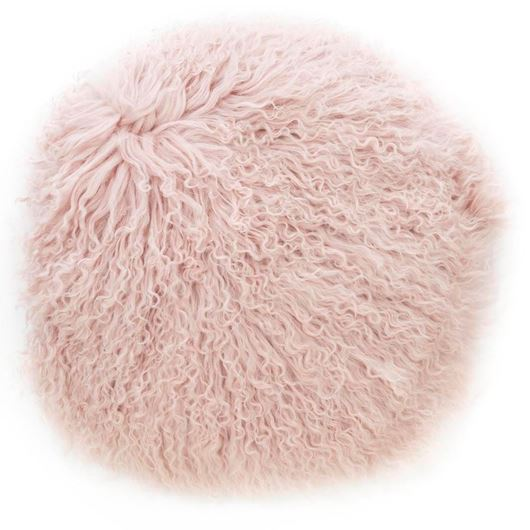 Picture of XIA cushion d40cm pink