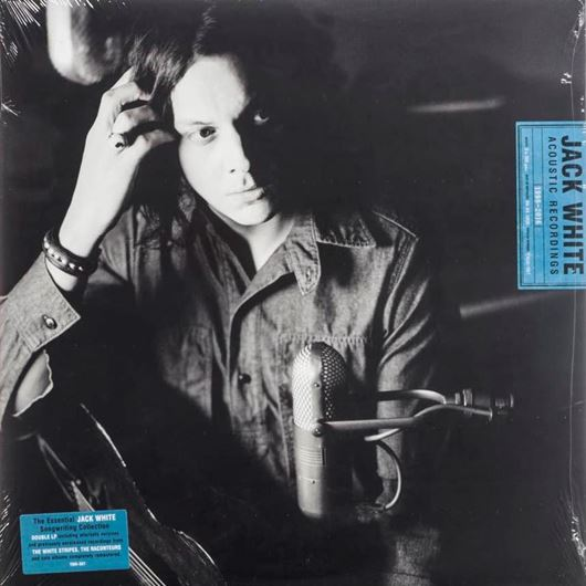 Picture of JACK WHITE ACOUSTIC 1998- 2016 vinyl