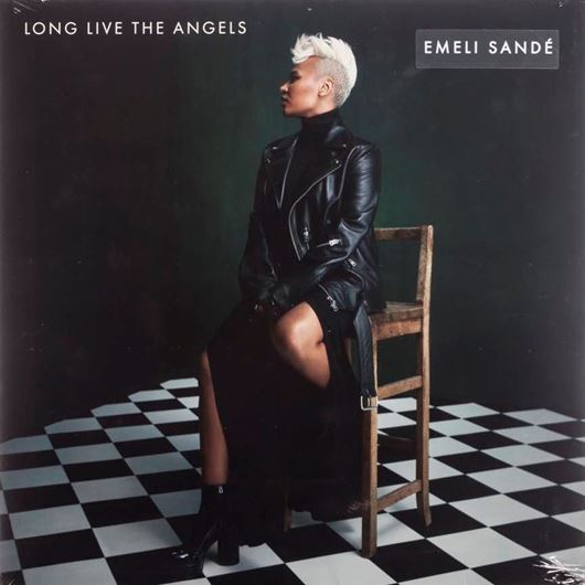 Picture of LONG LIVE THE ANGELS vinyl