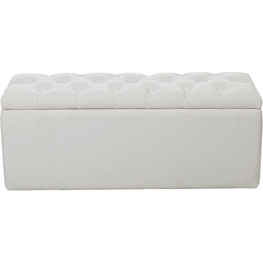Picture of LENA stool 110x40 cream