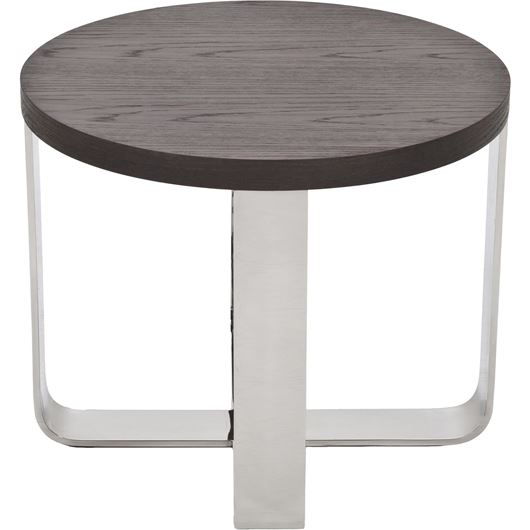 Picture of ELBERT side table d60cm brown
