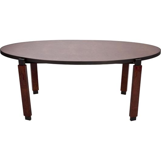 Picture of CHAPLIN dining table 200x100 brown