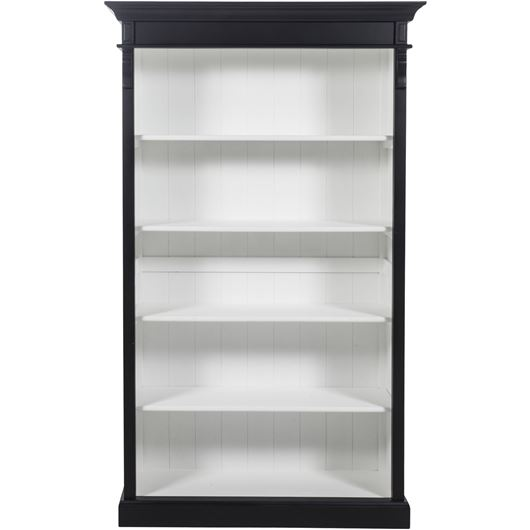 Picture of PURO display cabinet 200x120 black