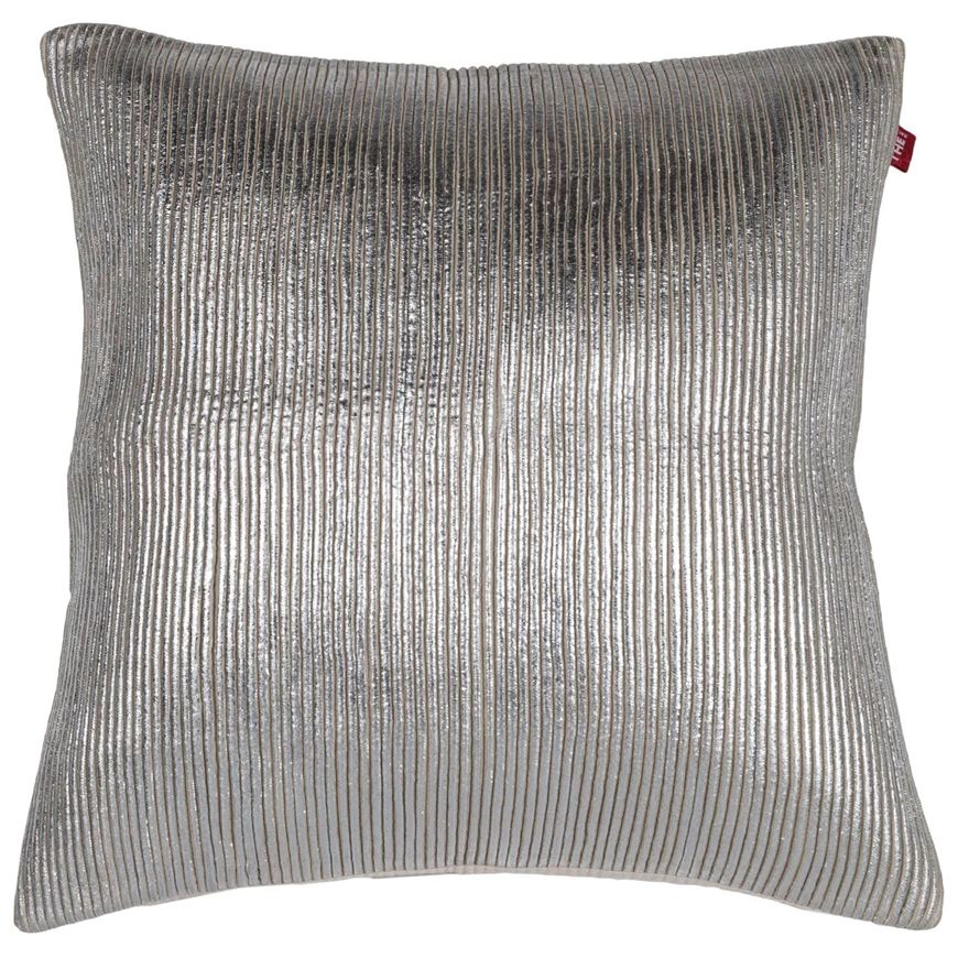 Picture of ANTAR cushion cover 45x45 silver