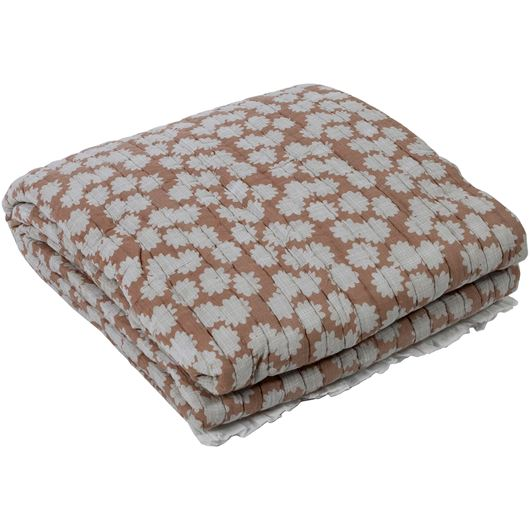 Picture of CRESSIDA bedspread 230x250 pink