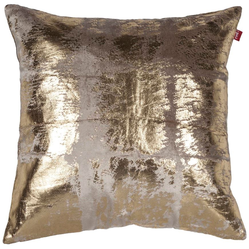 Picture of EEMAN cushion cover 45x45 gold