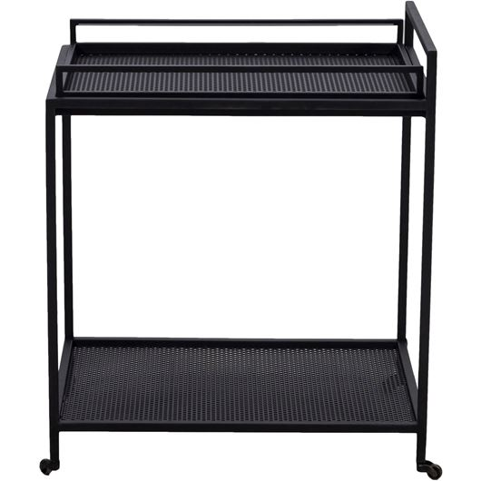 Picture of JIFON butler trolley 60x40 black