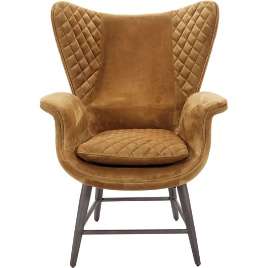 Picture of NEO armchair brown