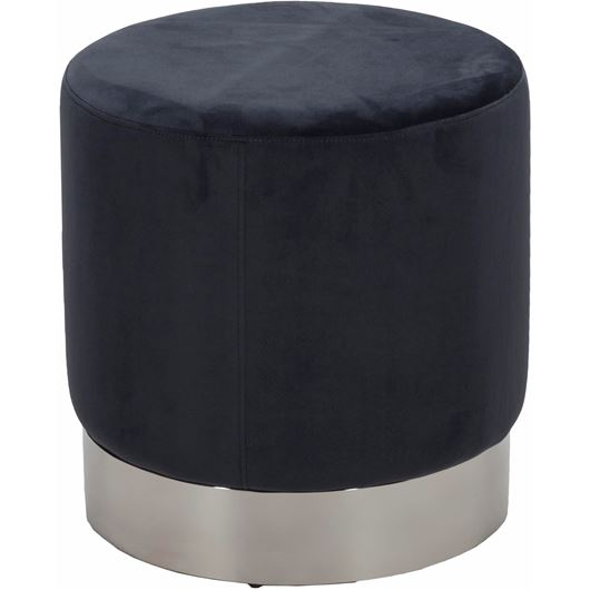 Picture of OCCO stool d45cm dark grey