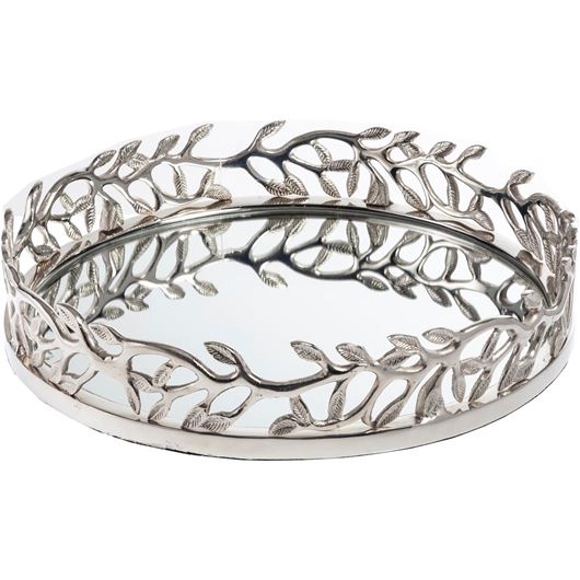 Picture of ELIN tray d53cm nickel