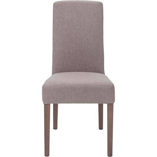 Picture of REBECA dining chair taupe/light brown