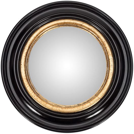 Picture of AAKIL mirror d39cm black