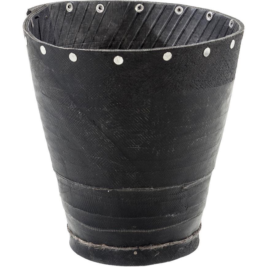 Picture of TIRO planter h25cm black