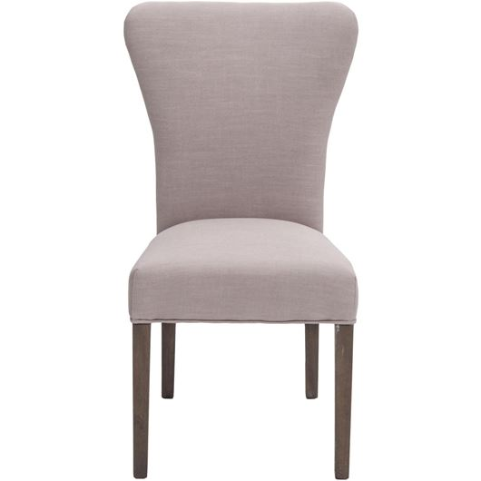 Picture of ILONA dining  chair pink/light brown