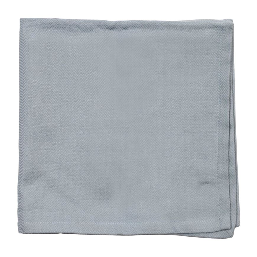 Picture of HERRING napkin 50x50 blue