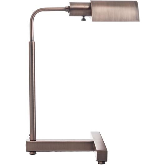 Picture of HELMA table lamp h45cm copper