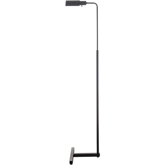 Picture of HELMA floor lamp h165cm black