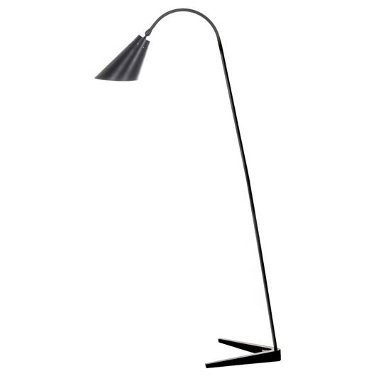 Picture of BRUMA floor lamp h150cm black