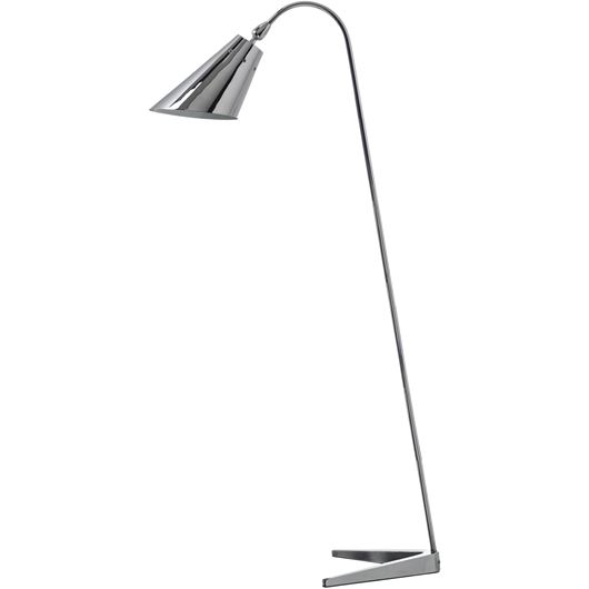 Picture of BRUMA floor lamp h163cm stainless steel