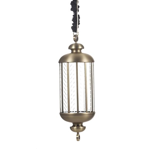 Picture of BABA pendant lamp d26cm gold