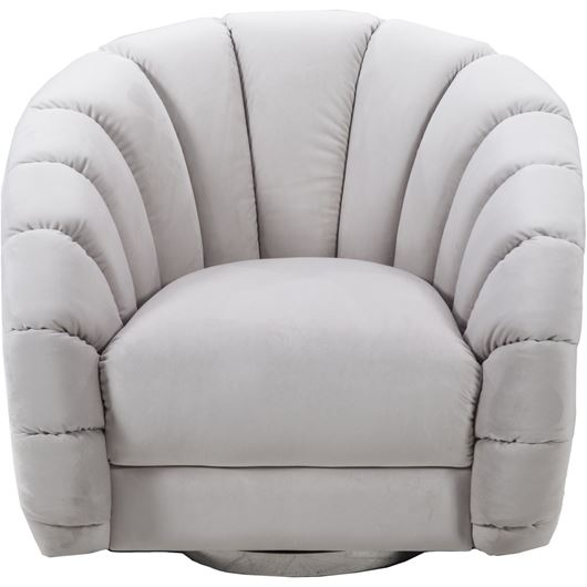 Picture of NESS armchair white