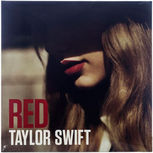 Picture of RED vinyl