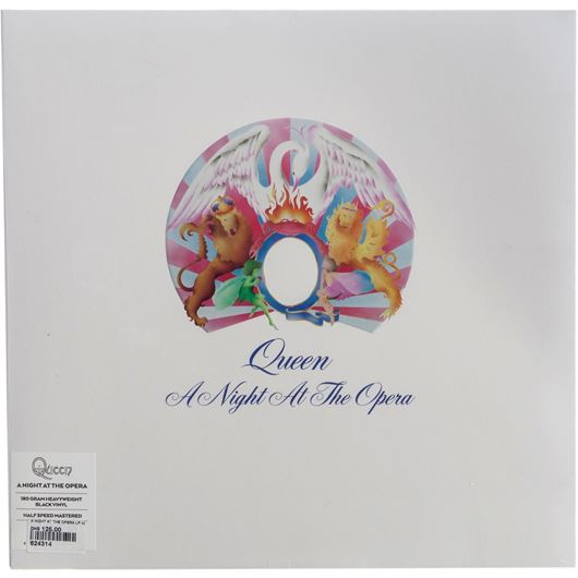 Picture of A NIGHT AT THE OPERA LP vinyl