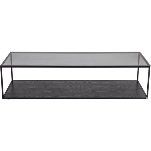 Picture of DT II coffee table 160x60 black