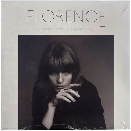 Picture of FLORENCE & THE MACHINE vinyl