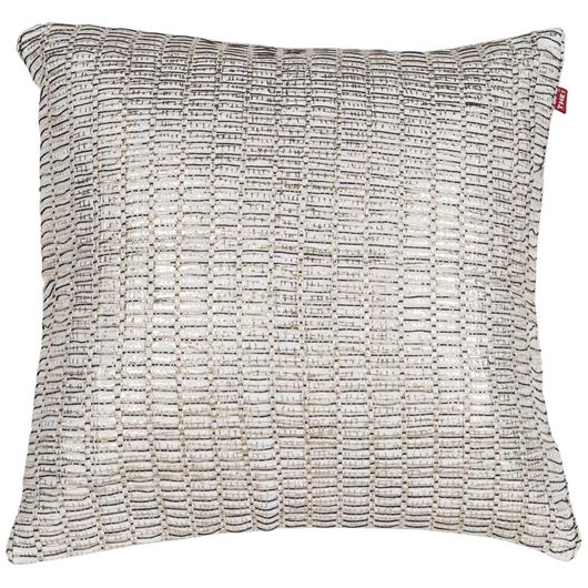 Picture of HARUKI cushion cover 45x45 cream/gold
