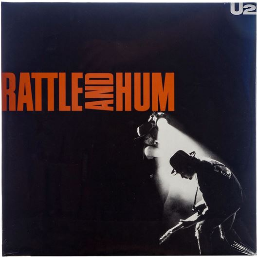 Picture of RATTLE AND HUM vinyl
