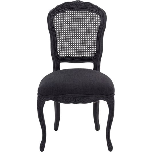 Picture of ROWA dining chair black/black