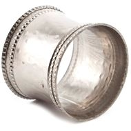 Picture of AASHA napkin ring silver