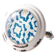 Picture of ABYA knob d4cm blue/white