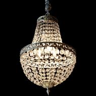 Picture of ADORA chandelier d44cm clear