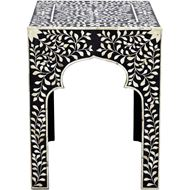 Picture of ALHAMBRA side table 45x45 black