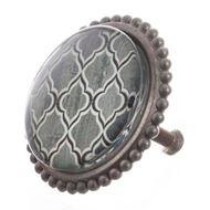 Picture of BONO knob d5cm grey