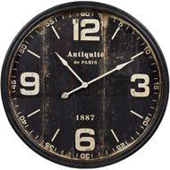 Picture of BRICE clock d98cm black
