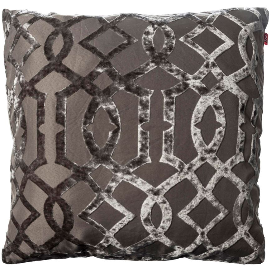 Picture of CASHEL cushion cover 50x50 grey