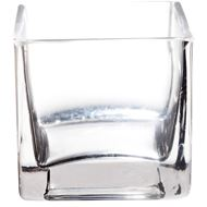 Picture of DUSTRA tea light holder clear